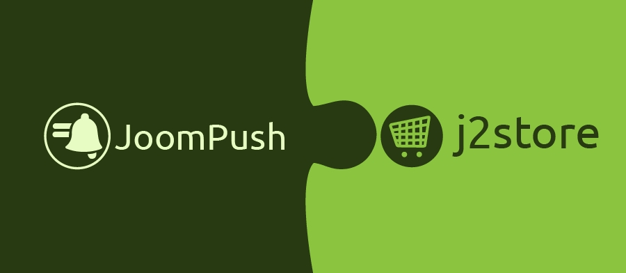 JoomPush J2Store Integration