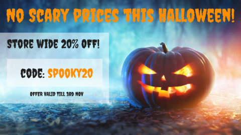 Joomla Halloween Offer!